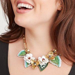 Camellia Statement Necklace